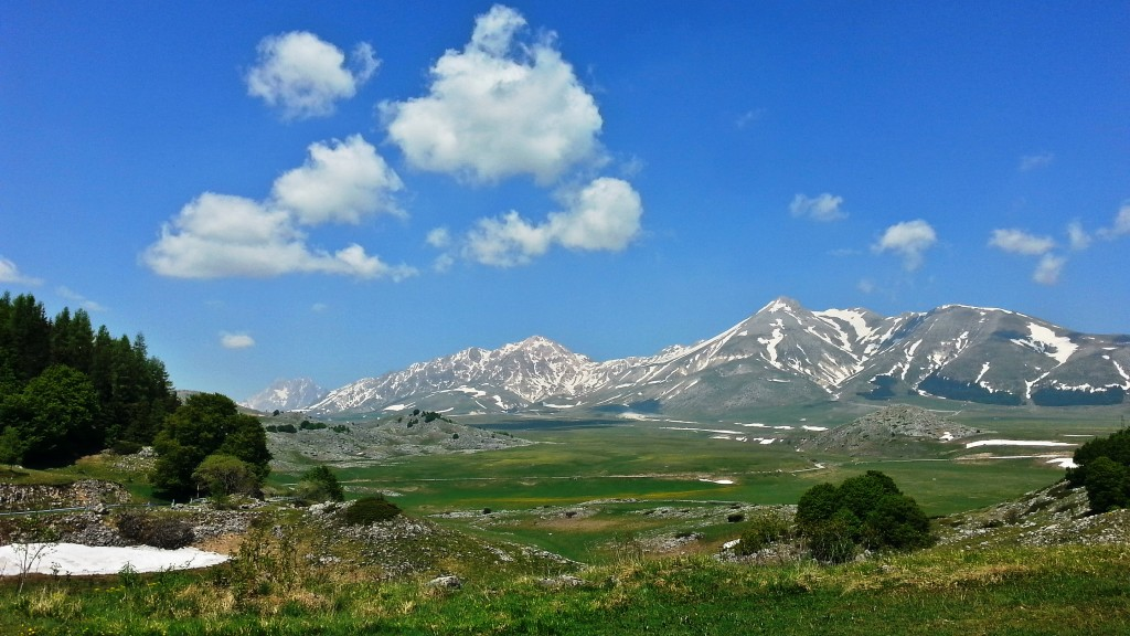 Campo Imperatore in all its glory