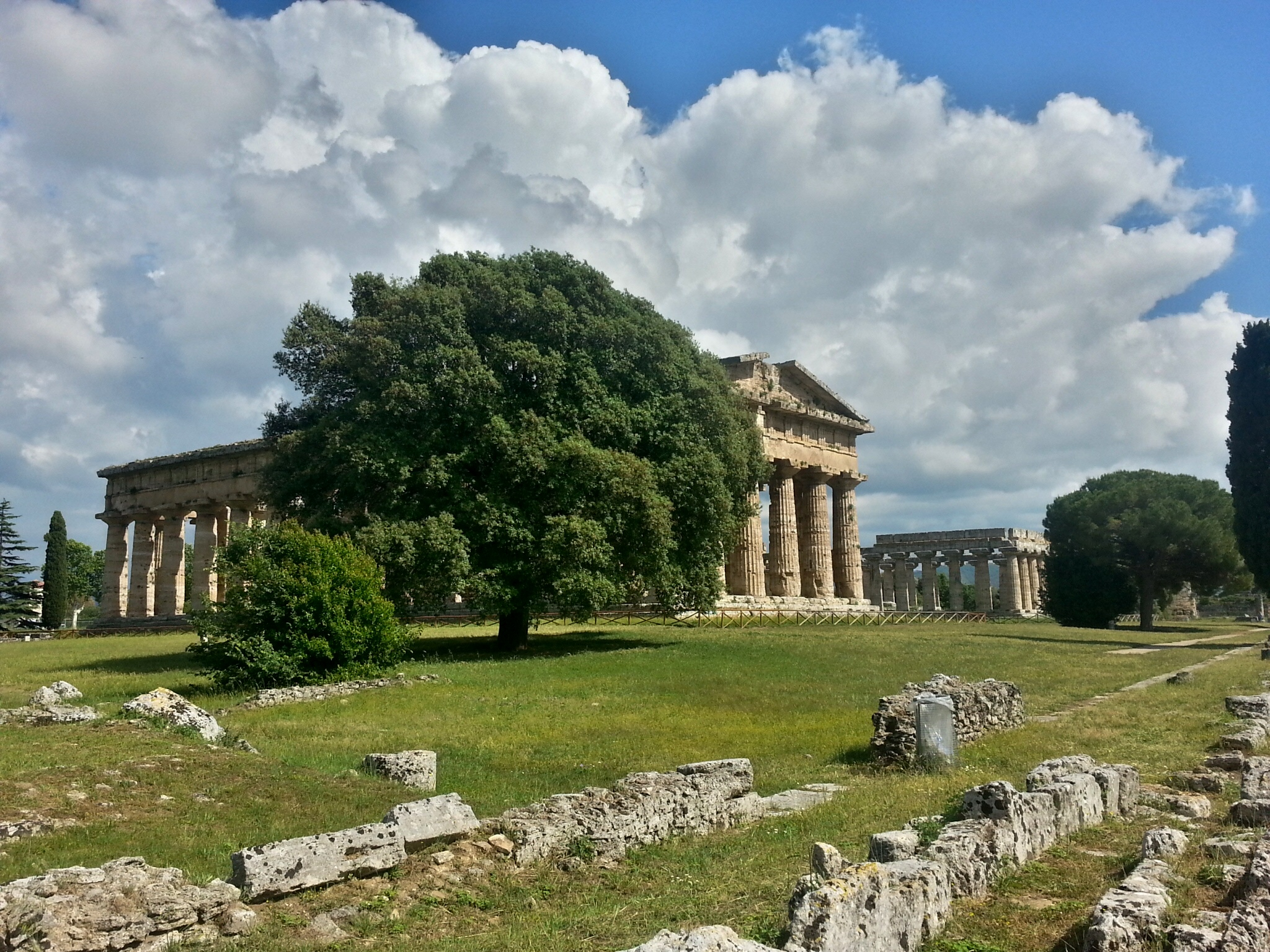 Greek Gods of Paestum