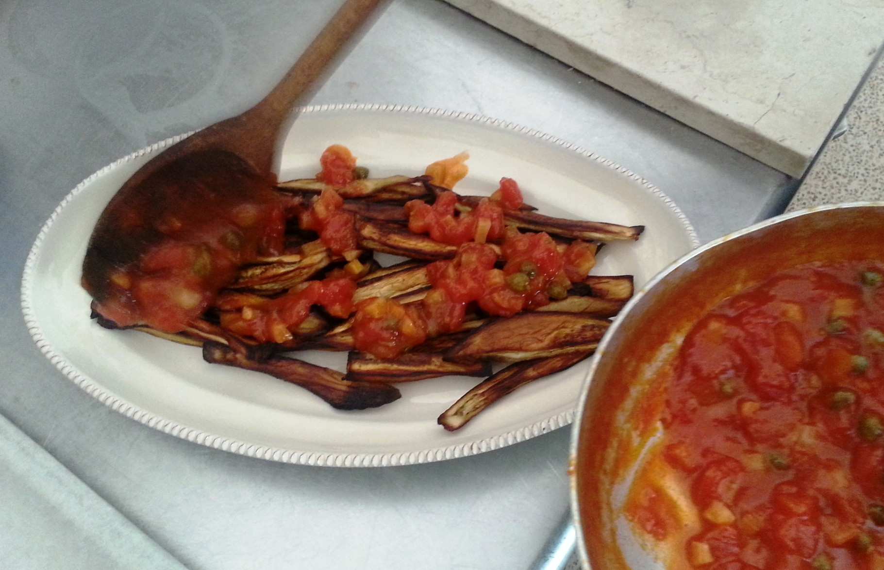 A Cooking Day in Puglia