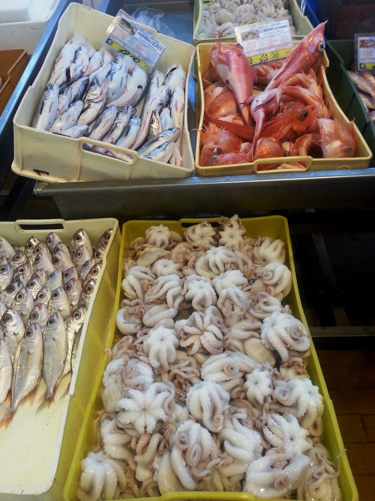 Seafood, as fresh as it can be