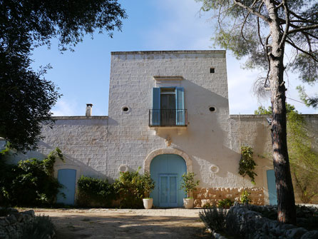 The masseria - a traditional farm estate