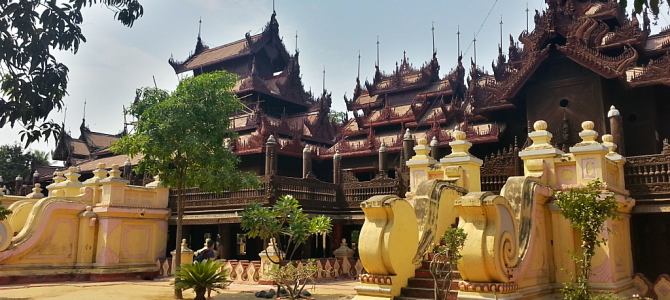 The Road Through Mandalay